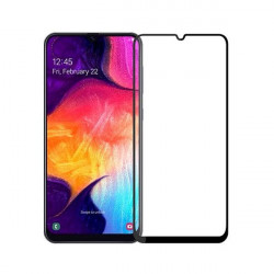 Screen Glass Protector 5D COMPLETE SAMSUNG GALAXY M01S Black