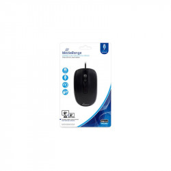 Z8tech M1617 Gaming Mouse Black