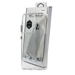 Capa Silicone Dura Samsung Galaxy S21 Ultra / S30 Ultra Transparente Premium