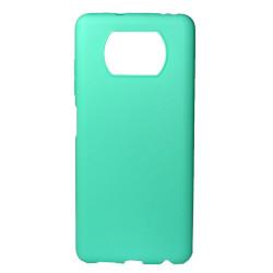 Capa Silicone Gel Xiaomi Poco X3 Verde