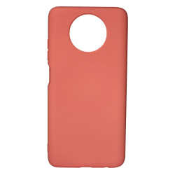 Capa Silicone Gel Xiaomi Redmi Note 9t Rosa Robusta
