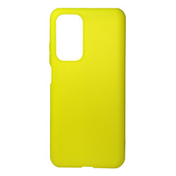 Capa Silicone Gel Xiaomi Mi 10t / 10t Pro Amarelo