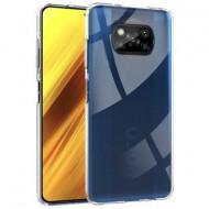 Silicone Cover Xiaomi Poco X3 Nfc Transparent
