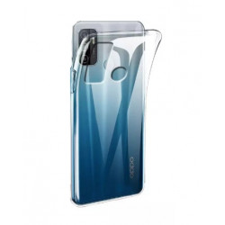 Silicone Cover Oppo A73 Transparent