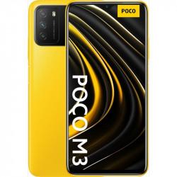 Smartphone Xiaomi Poco M3 Amarelo 4gb / 64gb 6.53