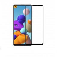 Pelicula De Vidro 5d Completa Samsung Galaxy S21 Preto