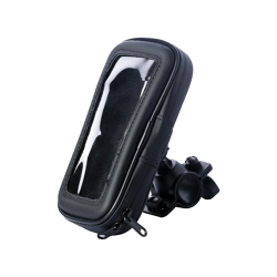 Suporte One Plus E6277 Preto Para Bicycle Waterproof, Touch Screen Access