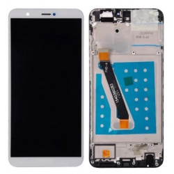 Touch+Display Com Frame Huawei P Smart Branco