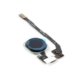 Home Button Flex Apple Iphone 5s Black