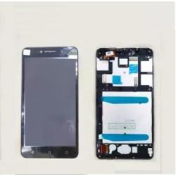 Touch+Lcd Com Frame Alcatel 8050 Txd Preto