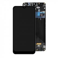 Touch+Display Com Frame Samsung Galaxy A50s 2019 A507 Preto