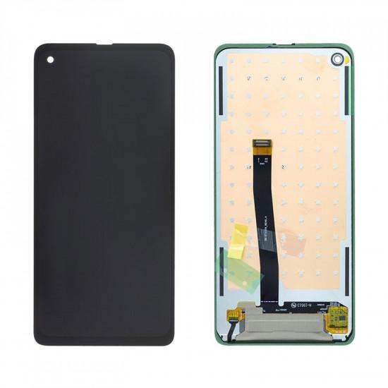 Touch+Display Samsung Galaxy G715f / Xcover Pro 2020 Preto