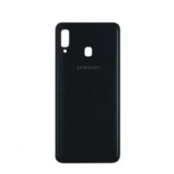 Tampa Traseira Samsung Galaxy A20 Black