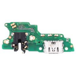 Charging Flex Oppo A15 Mic