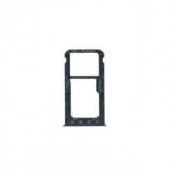 Sim Tray Huawei P Smart S Black