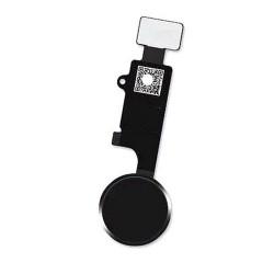 Botão Apple Iphone 7g, 7 Plus, 8g, 8 Plus, Universal Home Versão Final Black