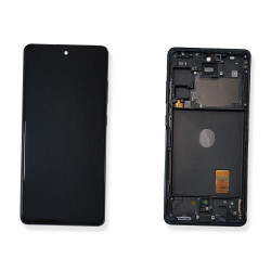 Touch+Lcd Com Frame Samsung Galaxy S20fe G780 Cloud Navy