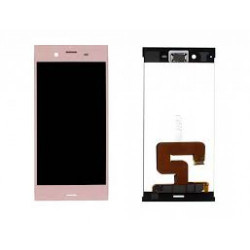 Touch+Lcd Sony Xperia Xz1 G8341 PINK