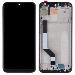 Touch+display Com Frame Xiaomi Redmi Note 7 Black