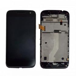 Touch+Display Com Frame Motorola Moto G4 Play Xt1603 Xt1601 Xt1604 Xt1602 Black