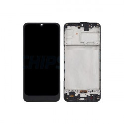 Touch+Display With Frame SAMSUNG GALAXY M21 / M30S 2020 Black