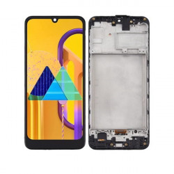 Touch+Display With Frame SAMSUNG GALAXY M30S / M21 2019 Black