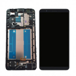 Touch+Display With Frame SAMSUNG GALAXY A01 CORE 2020 / A013 Black