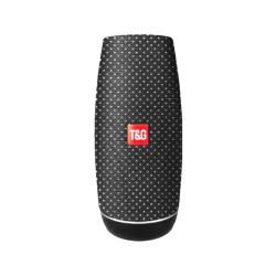 Speaker Tg108 Portable Wireless With Bluetooth Grey
