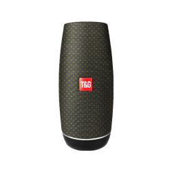 Speaker Tg108 Portable Wireless With Bluetooth Dark Green