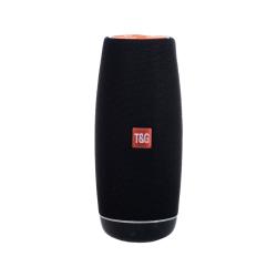 Coluna Bluetooth T&Amp;G Tg108 Portable Sem Fio Preto