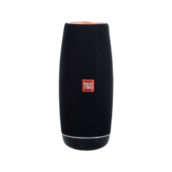 Speaker Tg108 Portable Wireless With Bluetooth Black