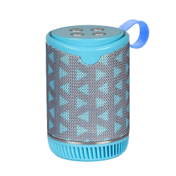 Speaker Tg-528 Portable Wireless With Bluetooth Skyblue