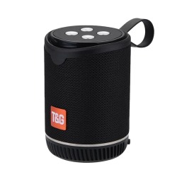 Speaker Tg-528 Portable Wireless With Bluetooth Black