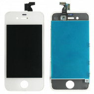Touch+Lcd Apple Iphone 4 White