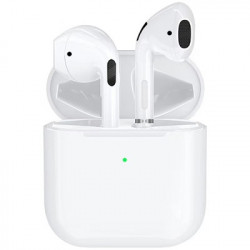 Headphones Pro 5 Tws True Wireless For Smartphone White