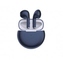 Earbuds Oem Pro B Blue With Charging Case