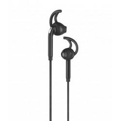 Headphone T20 Black Good Sound Quality / Remote Control