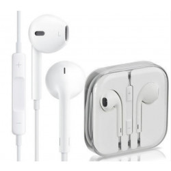 Auricular Oem Iphone 5 / 6 Branco