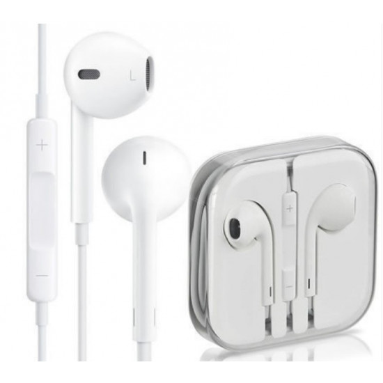 Auricular Oem Iphone 5 / 6 Branco