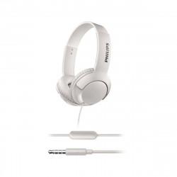 Auricular Philips Bass+ Shl3075 Branco