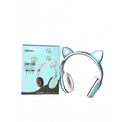 New Science Headphones A-626 Green Tf Card To Play Music