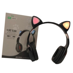 New Science Headphones A-626 Black Tf Card To Play Music