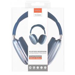 Bluetooth Headphones Oem P9 Max Blue