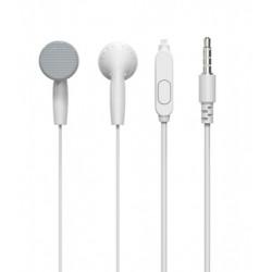 One Plus Headphones Nc3166 White 3.5mm Plug 1.2m Plug Type High Sound Quality