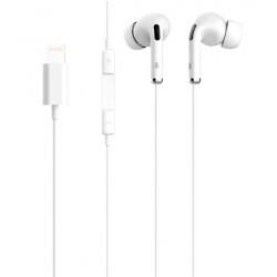 One Plus Headphones Nc3156 Branco Para Iphone 7/8/x/xs