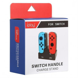 Charging Cradle For Nintendo Switch Black