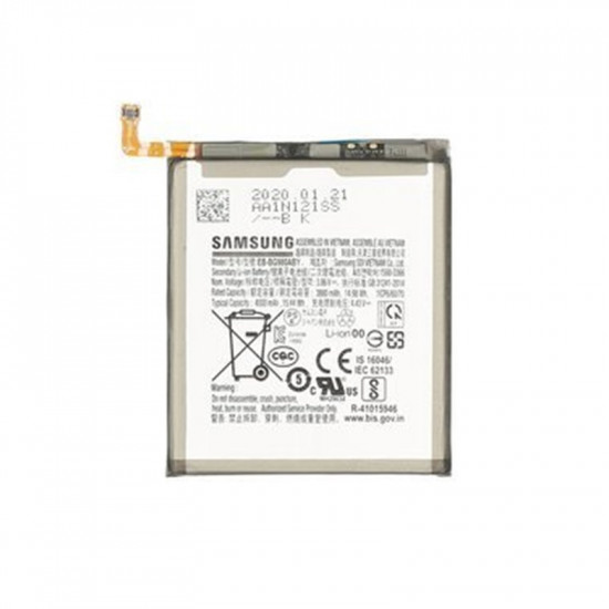 Battery Samsung Galaxy S20 Eb-g980aby 4000mah