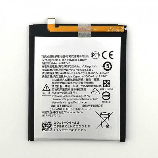 Nokia He361 1/cp4/62/72 3000mah