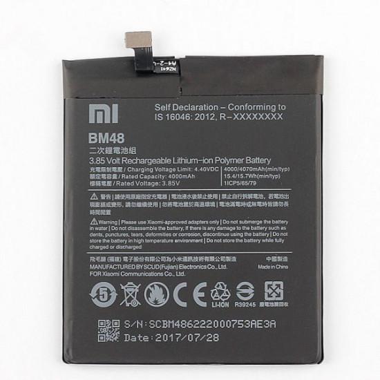 BATTERY XIAOMI REDMI NOTE 2 BM48