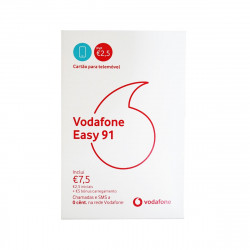 Card Vodafone Easy91